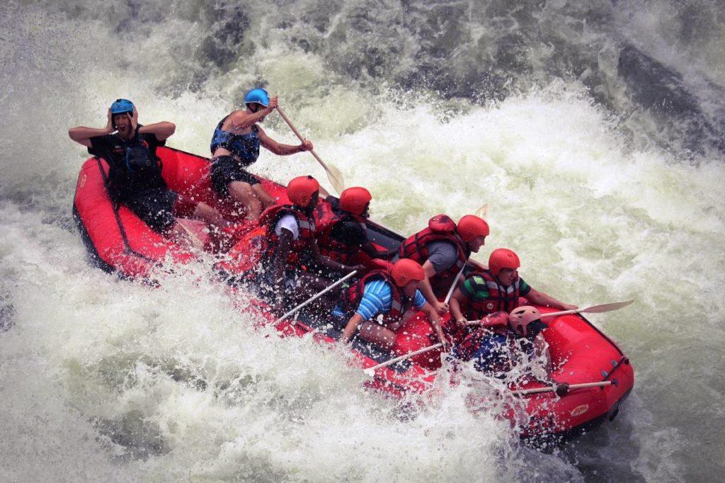 Amateur d'émotions fortes ? Le Zambèze est la destination qu'il vous faut ! - Yes We Raft