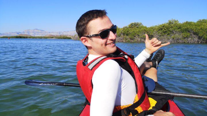 Randonnée en kayak de mer en Basse Californie