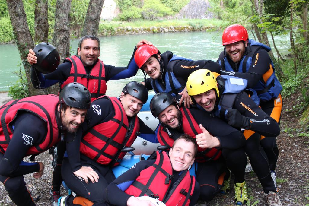 Rafting EVG
