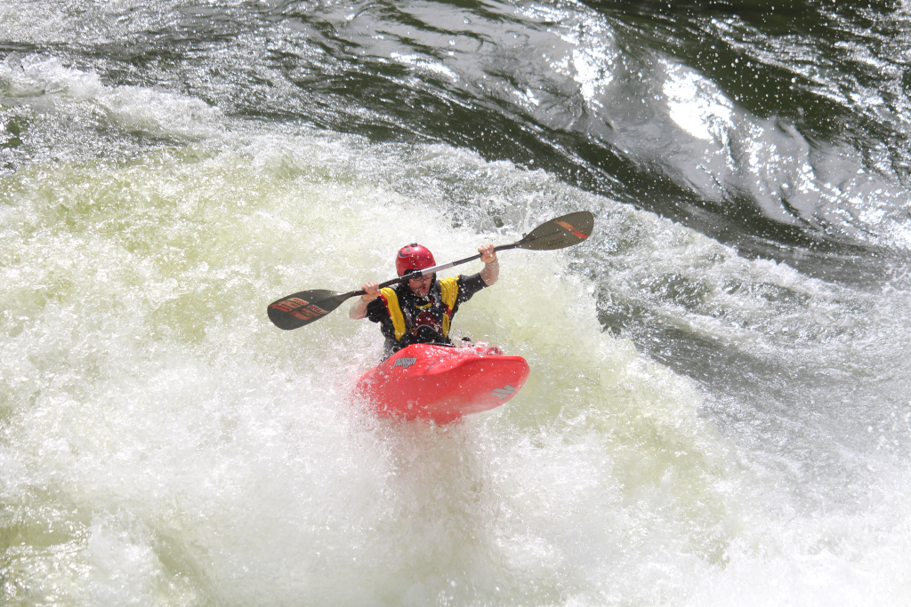kayak Zambèze sensation Stairway To Heaven