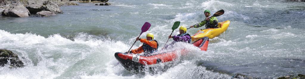 Rafting Pyrénées guide VIP
