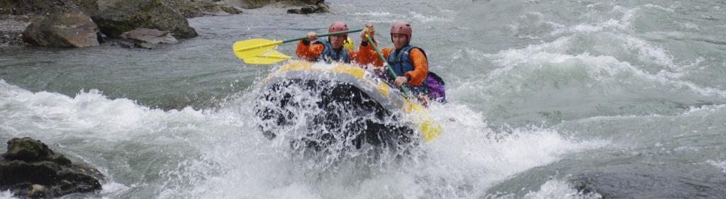Rafting VIP Hautes Pyrénées